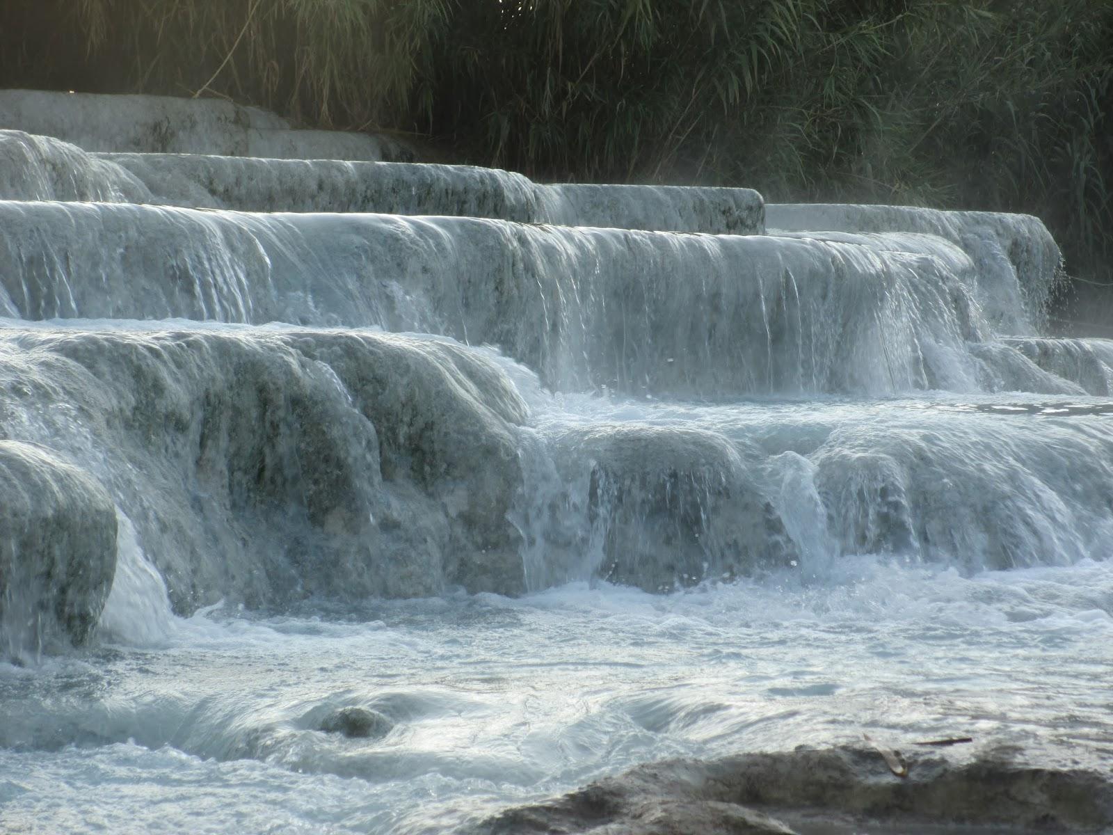 Cascate del Mulino - Hot Springs