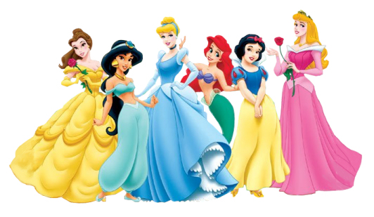 Disney Princess Cartoon Wallpaper