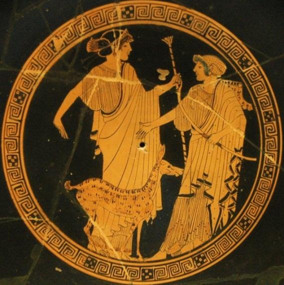 chthonian gods