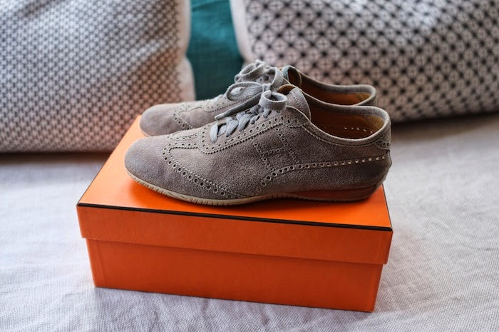 For sale: Hermès sneakers