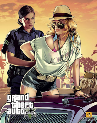 Grand Theft Auto V Out September 17