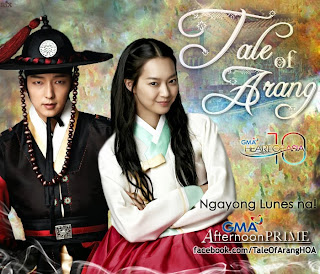 Watch Tale of Arang Pinoy TV Show Free Online