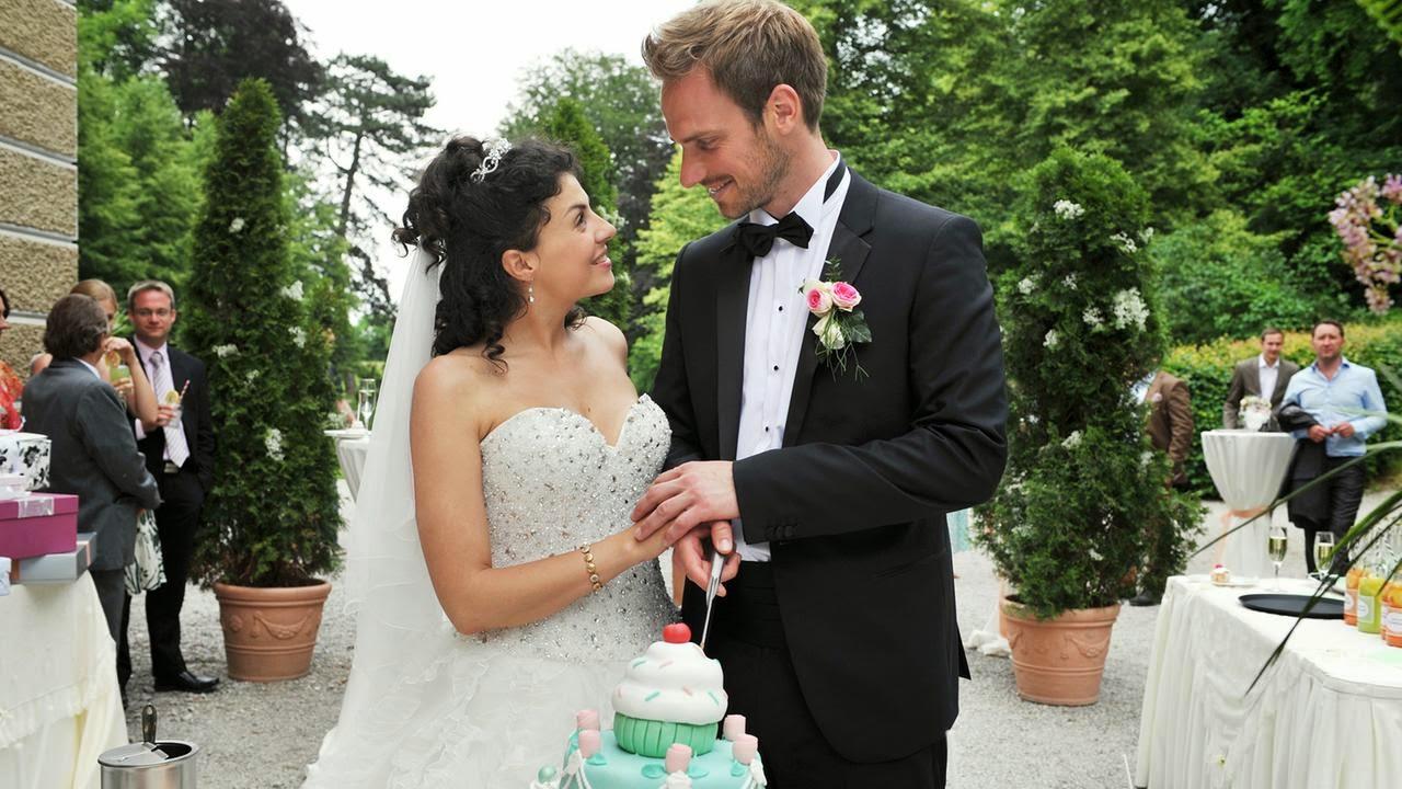 Matrimonio In Germania : Tempesta d amore il matrimonio di