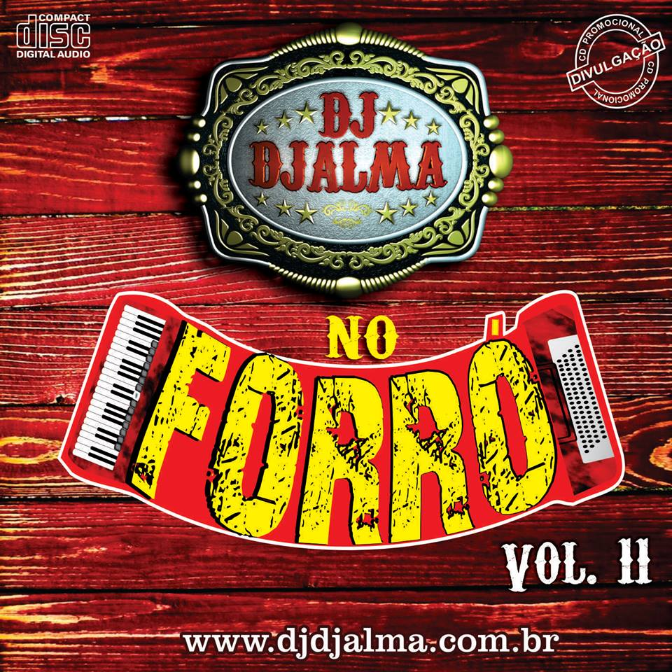 Dj Djalma - No Forr� Vol.11