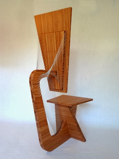 03-Suspension-Bamboo-Desk-Chair-Robby-Cuthbert-Sculptures-Cable-Tension-Furniture-www-designstack-co