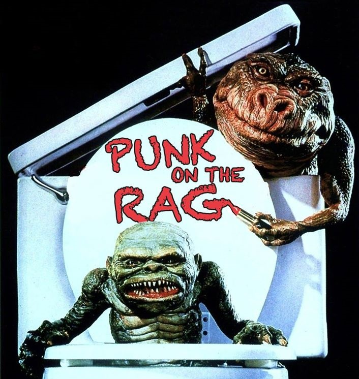 Punk On The Rag Padcast