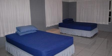 ruang guest house Ibad Ar Rahman