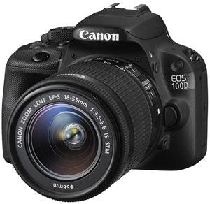 Harga Canon EOS 100D