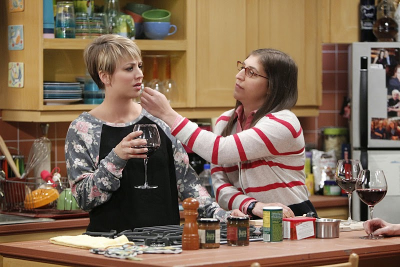The Big Bang Theory - Episode 8.04 - The Hook-Up Reverberation - Promotional Photos