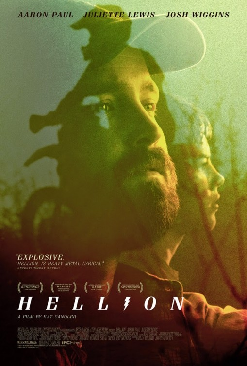 Hellion Movie Film 2014 (Aaron Paul) Sinopsis