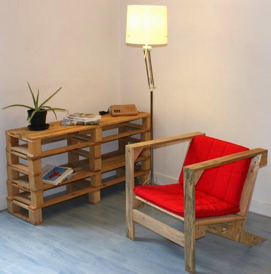 Muebles con palets Facebook - fotos muebles hechos con palets