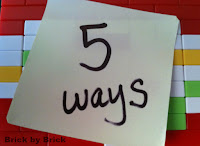 5 ways (Brick by Brick)