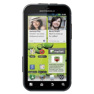Motorola DEFY+ for Israel