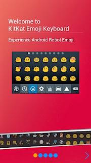 kitkat emoji keyboard