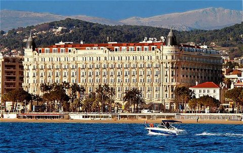 luxury hotels carlton hotel cannes reviews. Black Bedroom Furniture Sets. Home Design Ideas