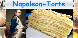 Napoleon Torte Tort Napoleon Russischer Gaumenschmeichler Mit