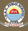 DAV Public School DP Road Logo