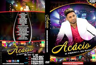DVD Acácio O Ferinha – Ao Vivo No Rio Grande Do Norte (2015)