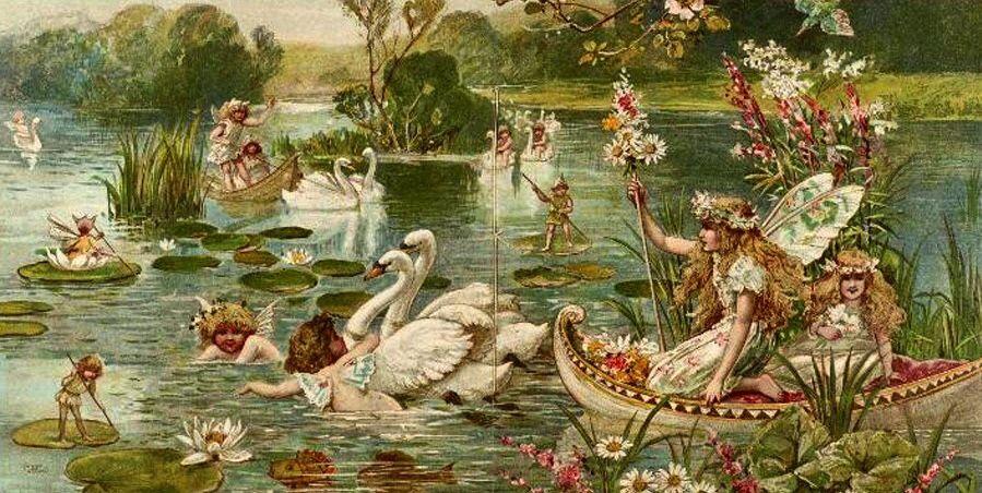 'Fairy Regatta'