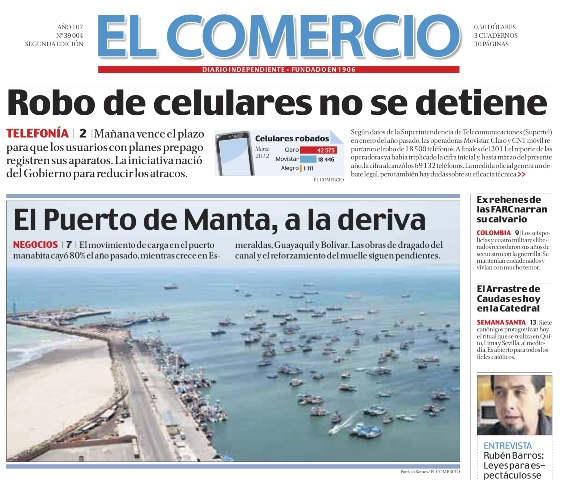 ecuador noticias: