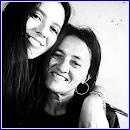 Minha mãe , minha heroína, minha mãe minha flor divina ...