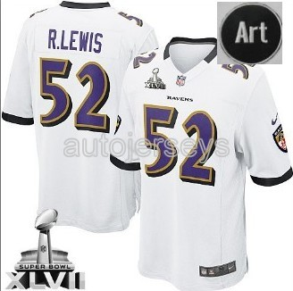edc9a96d1 2013 Super Bowl XLVII NEW Baltimore Ravens 52 Ray Lewis Purple With Hall of  Fame 50th Patch NFL Elite Jerseys(with Art patch ) in purple