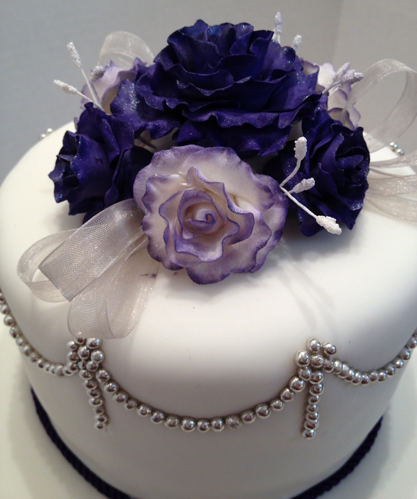 Artistic Cake Design Nut Free