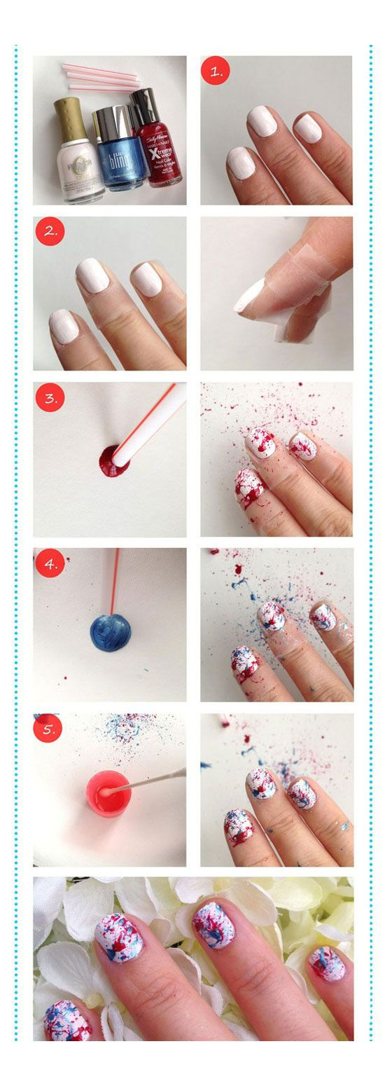Nails Art Tutorials