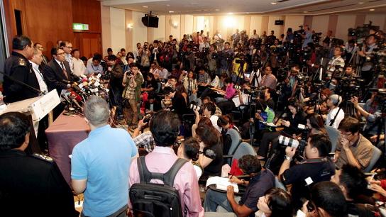 misteri kehilangan pesawat milik MAS menerusi penerbangan MH370