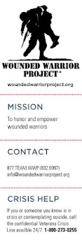 Help out a Wounded Warrior