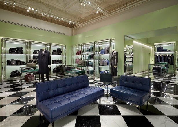 mylifestylenews: PRADA @ Temporary Men\u0026#39;s Store in Venice