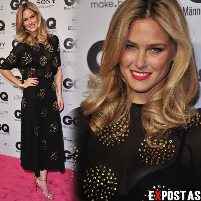 Bar Refaeli: The GQ Men of the Year Award em Berlin - 26 de Outubro de 2012