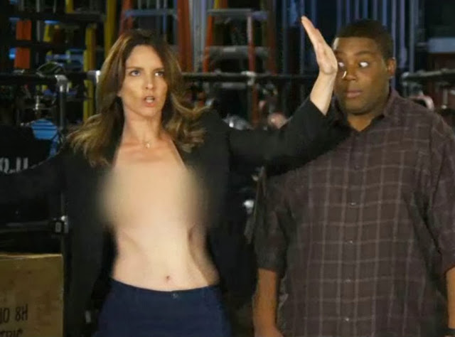 Tina Fey Nip Slip, nude tina fey
