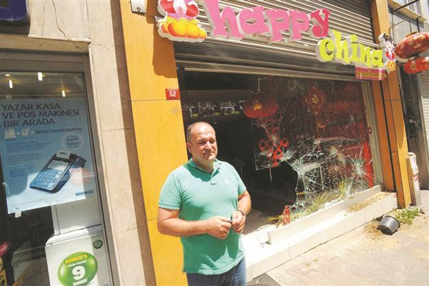 Tindas Muslim Uighur, Restoran China di Turki Diserang
