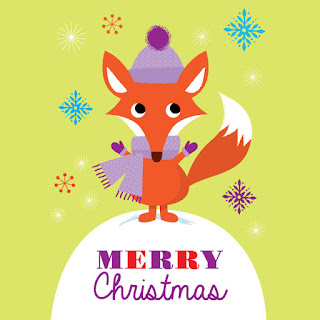Amy Cartwright | Foxy Christmas
