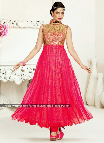 Latest Eid Fancy Dresses - Midsummer Indian Fancy Dresses For ...