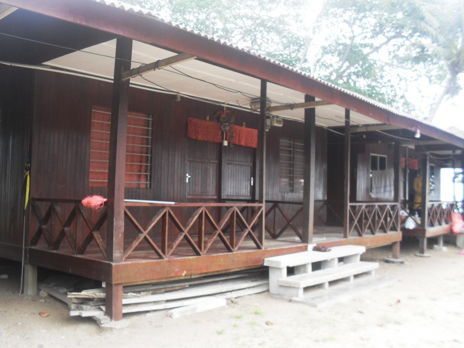 This Is Our Story Bercuti Di Chalet HjMahawa Pengkalan Balak Melaka