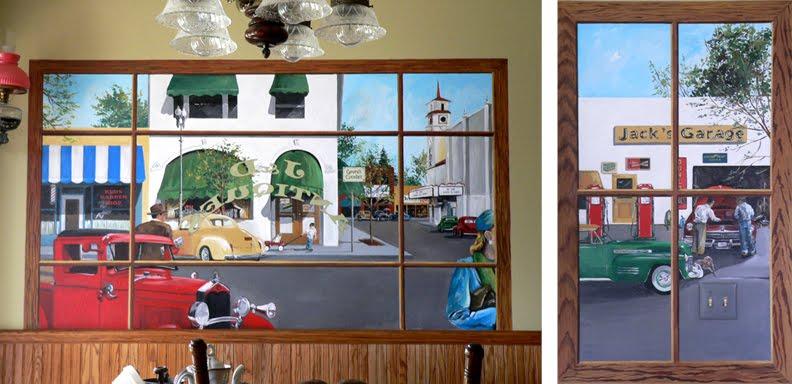 Darlene Gaskin Dining Room, Visalia 2006