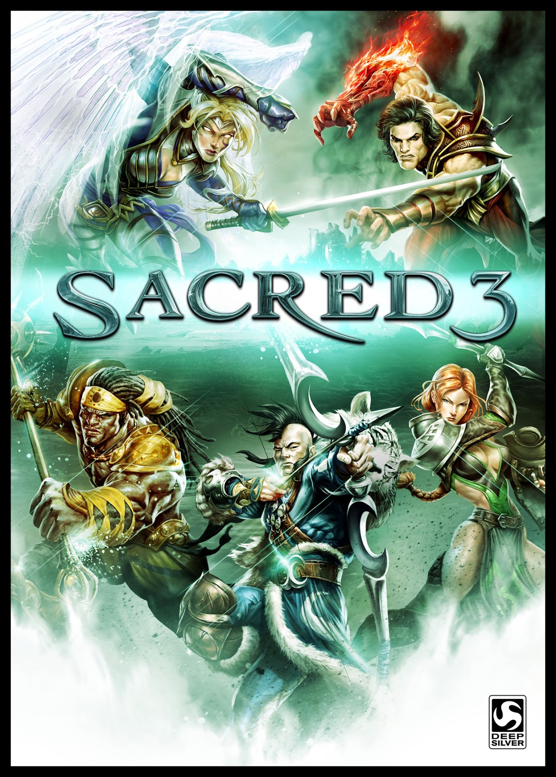 SCAR Download   Jogo Sacred 3   RELOADED PC (2014)