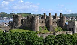 Conwy Castle, Conwy, North Wales