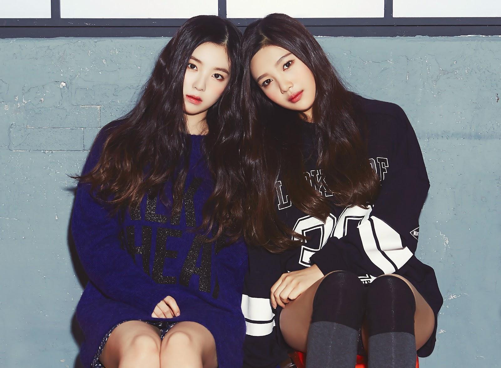 Irene Joy Red Velvet IZE& December 2014