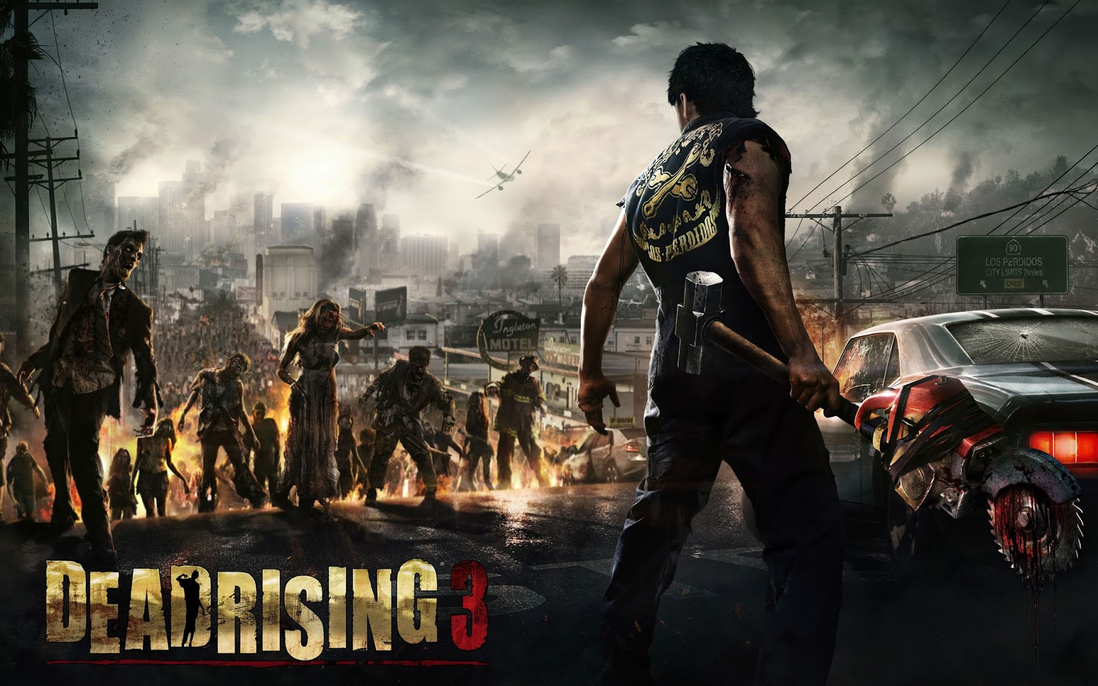Dead Rrising 3 Wallpaper HD