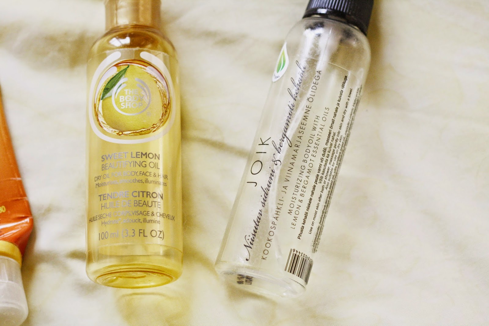 Joik Body Oil Review