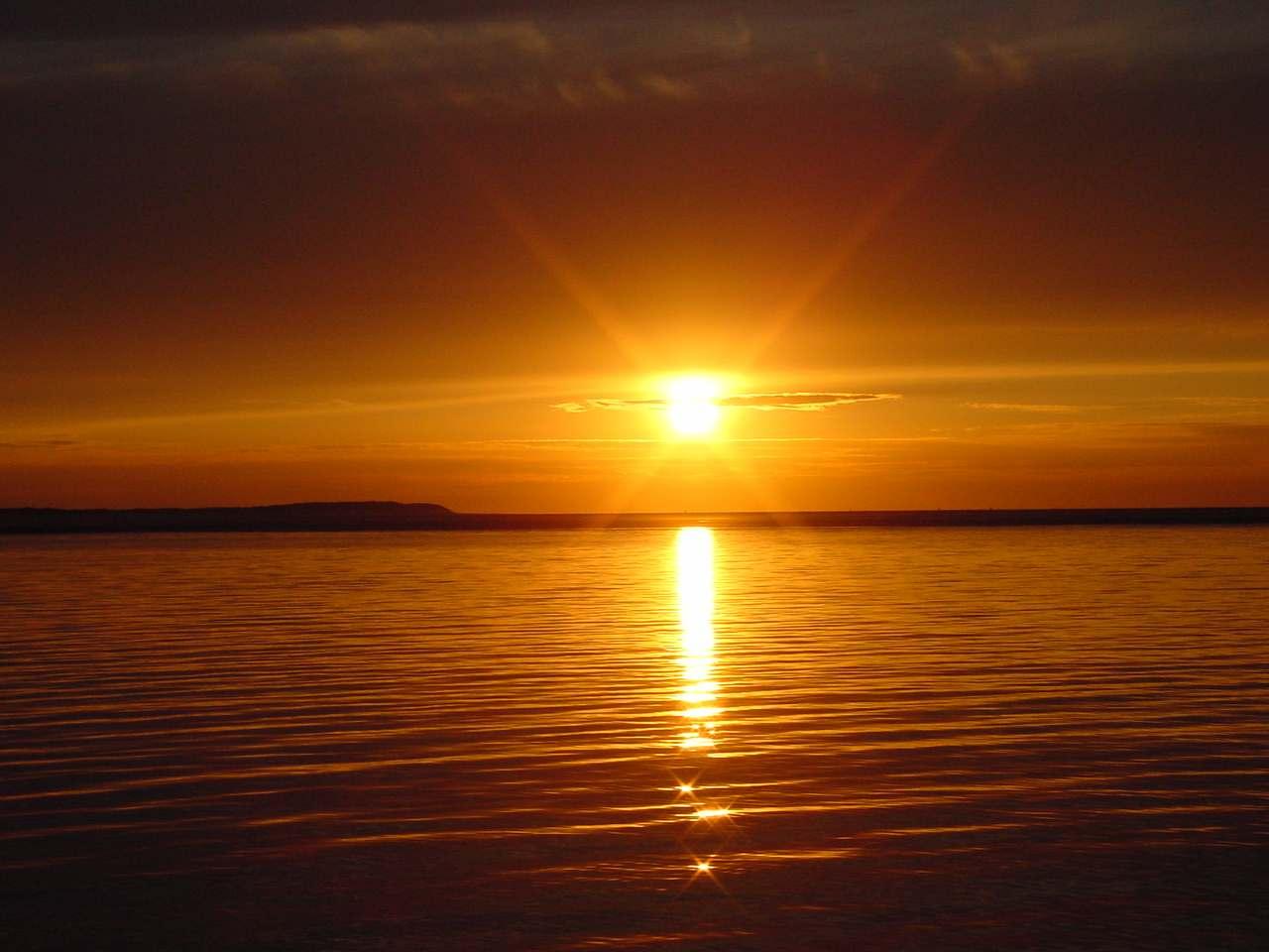 Imagenes De Paisajes Con El Sol}