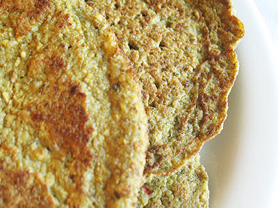 fenugreek dosa