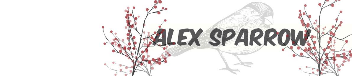 Alex Sparrow's blog