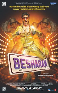 Download Besharam Movie