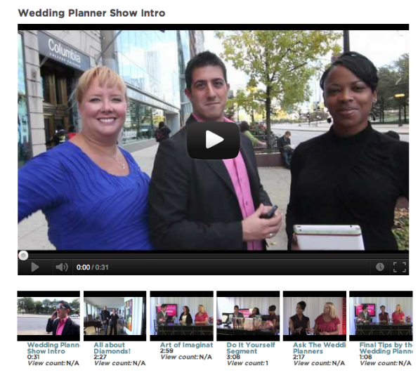 Follow The Link To Watch Show And Talk Unfold We Are Wedding Planners