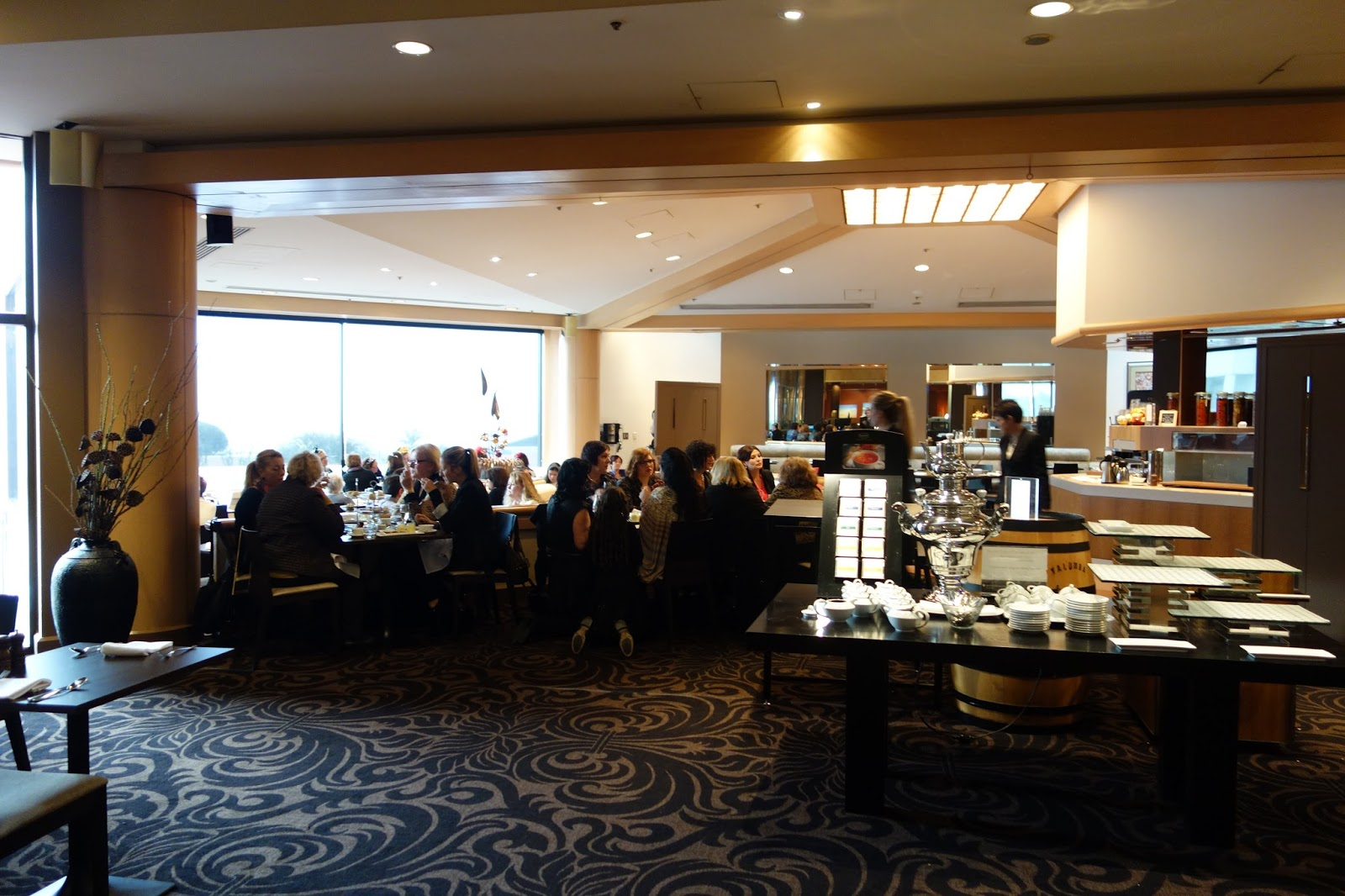Adelaide, high tea, InterContinental,