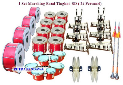 DRUMBAND/MARCHING BAND SD